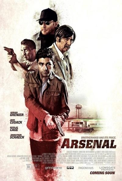 دانلود زیرنویس فارسی فیلم Arsenal 2017