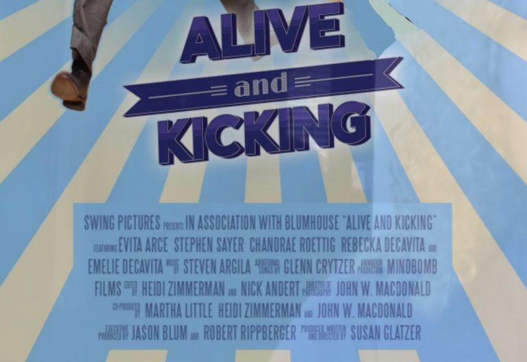 دانلود زیرنویس فارسی فیلم Alive and Kicking 2016