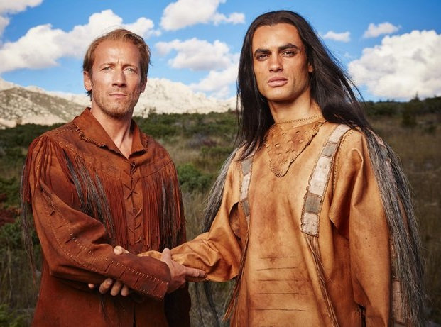 زیرنویس Winnetou and Old Shatterhand 2016