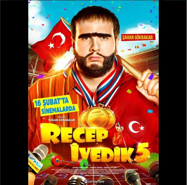 Recep Ivedik 5 2017