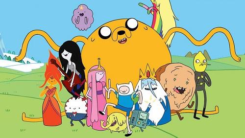 دانلود زیرنویس فارسی سریال Adventure Time