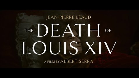 The Death of Louis XIV 2016
