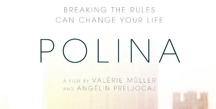Polina danser sa vie 2016